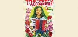 WAZEMMES L'ACCORDEON : 22 !