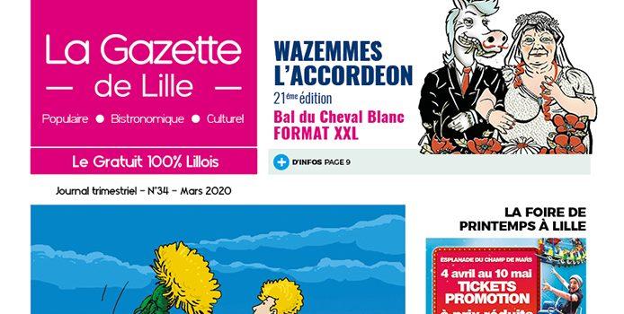 Gazette de Lille n°34