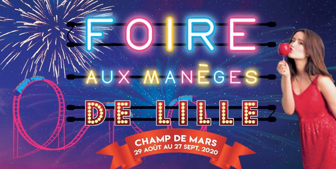 FOIRE AUX MANÈGES DE LILLE