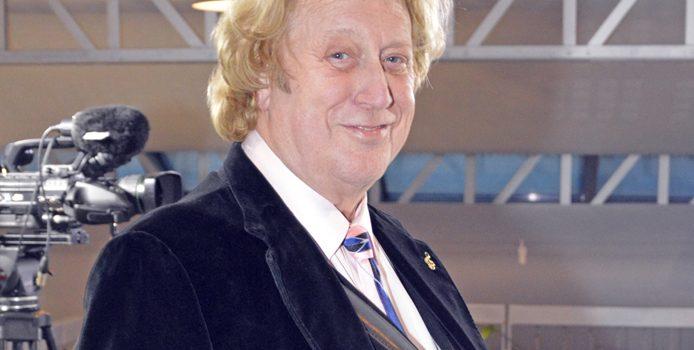 Michel Pruvot et son accordéon