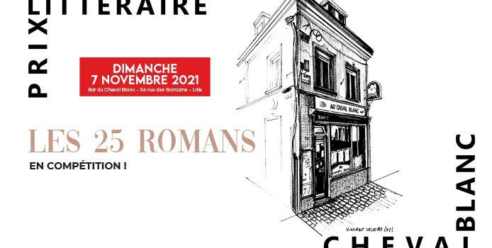 Prix Littéraire Cheval Blanc